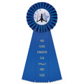 Newport Gymnastics, Cheer & Dance Rosette Award Ribbon