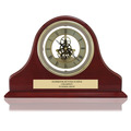 Rosewood Mantle Clock Horse Show Award