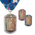 GEM Tag Horse Show Award Medal w/ Millennium Neck Ribbon