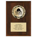 XBX Metallic Horse Show Medal Award Plaque