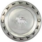 Pewtarex� Horse Rim Award Plate