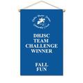 Vinyl Mini Horse Show Banners w/o Fringe