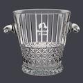 Krystof Crystal Ice Bucket Horse Show Trophy