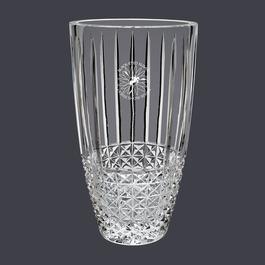 Krystof Crystal Barrel Vase Horse Show Trophy