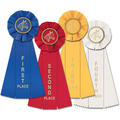 Set of 4 1st-4th Horse Stock Rosette