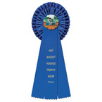 Barnet Horse Show Rosette Award Ribbon