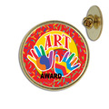 Art Award Lapel Pin