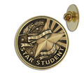 Star Student Lapel Pin