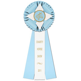 Malden Fair, Festival & 4-H Rosette Award Ribbon