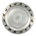 Rabbit Rim Pewtarex&#8482;  Plate