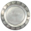 Pewtarex&#8482; Custom Rim Horse Show Plates