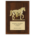 Western Parade Award Plaque