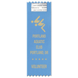 Tape Top Award Ribbon