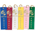 1-5/8&quot; x 5-1/2&quot; Gymnastics Award Ribbon