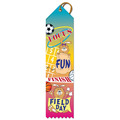 Focus, Fun, Finish FIELD DAY Ribbon