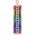 Outstanding Dog Show Award Ribbon
