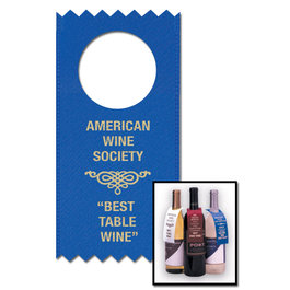 Bottle Award Ribbons