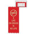 No Life Red Ribbon