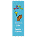 Multicolor Pinked Top Award Ribbon