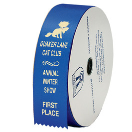 Cat Show Award Ribbon Roll