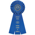 Clare Rosette Award Ribbon