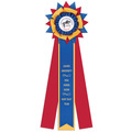 Amesbury Horse Show Rosette