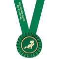 Olympian Cat Show Award Sash