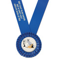 Medalist Cat Show Award Sash