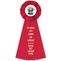Empire Cat Show Rosette Award Ribbon