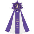 Finchley Cat Show Rosette Award Ribbon