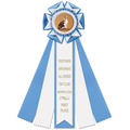 Royston Cat Show Rosette Award Ribbon