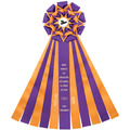Witley Cat Show Rosette Award Ribbon