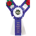 Easton Award Sash w/ Roses