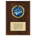 XBX Medal Award Plaque