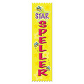 Star Speller School Award Ribbon