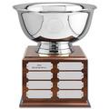 Revere Bowl Sports Award Trophy w/ Perpetual Base