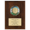 Color Epoxy Sports Award Medal Plaques