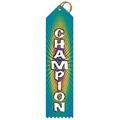 Champion Multicolor Point Top Sports Award Ribbon