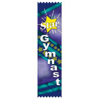 Star Gymnast Award Ribbon