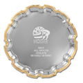 Chippendale Sports Award Tray w/ Gold Border