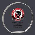 Round Acrylic Sports Award Trophy