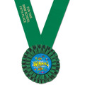 Medalist Swimming Award Sash