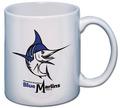 Custom Swimming Coffee Mugs