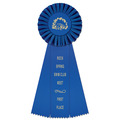 Newport Swim Rosette Award Ribbon