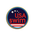 Swim Trading Pins - Semi-Cloisonné