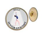 Custom Gymnastics Trading Pins