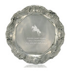 Pewtarex Gadroon Horse Show Award