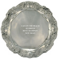 Pewtarex™ Gadroon Cat Show Award Tray
