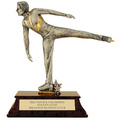Male Skating Signature Resin Trophy
