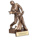 MALE BASEBALL SUPERSTAR SERIES RESIN TROPHY